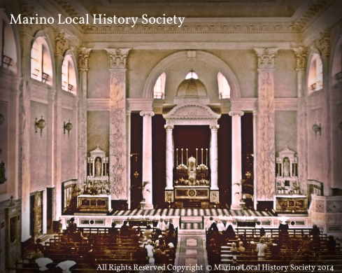 All Rights Reserved Copyright © Marino Local History Society 2014 - marino church