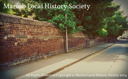 All Rights Reserved Copyright © Marino Local History Society 2014