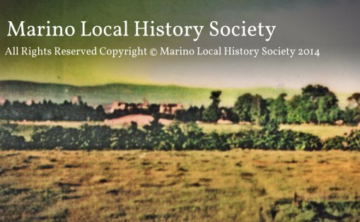 Copyright © Marino Local History Society 2014 photo4