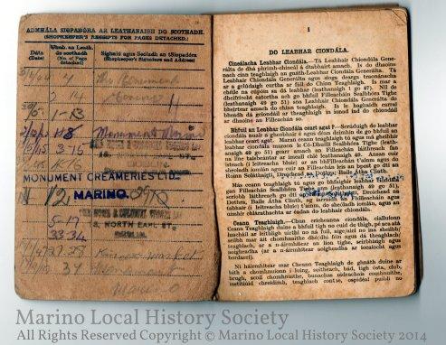 Rights Reserved Copyright © Marino Local History Society 2014 p22