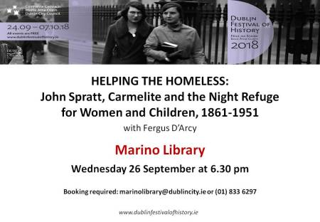 Marino Helping the Homeless